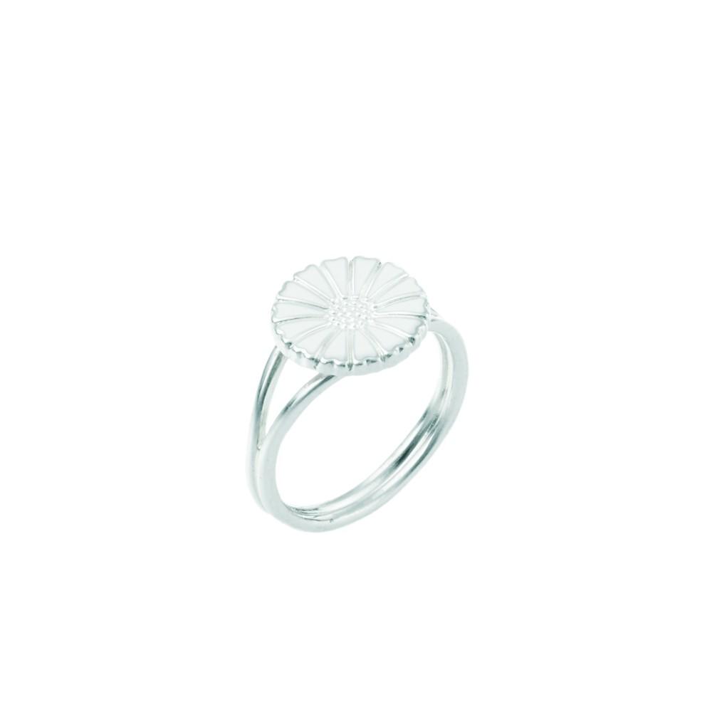 Lund Copenhagen Marguerit ring - 907011-H Størrelse 54