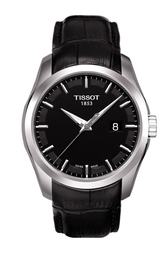 Image of   Tissot Couturier - T0354101605100