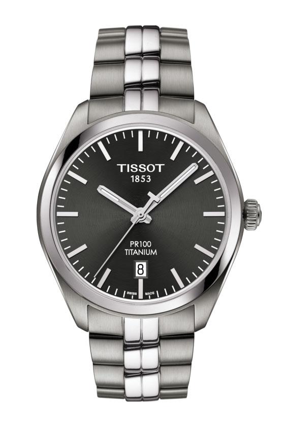 Billede af Tissot ure, Tissot PR100 Titanium - T1014104406100