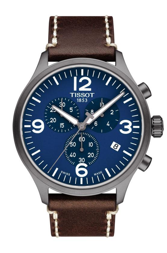 Tissot chrono xl - t1166173604700 fra tissot ure fra brodersen + kobborg