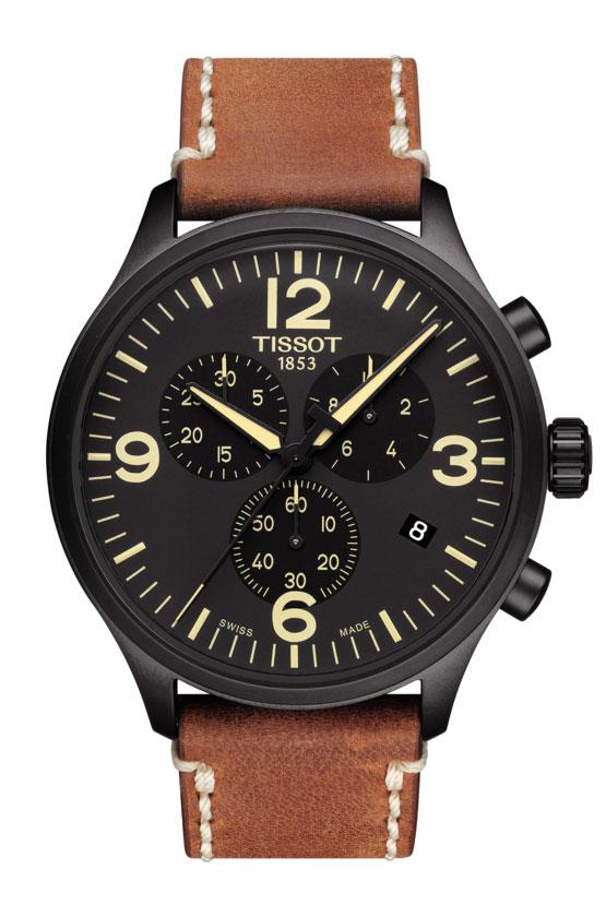 tissot ure – Tissot chrono xl - t1166173605700 fra brodersen + kobborg