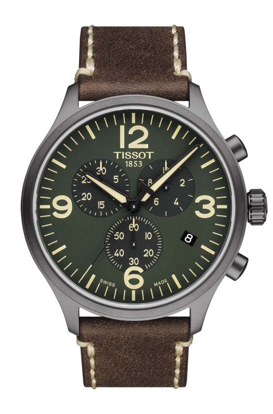 tissot ure Tissot chrono xl - t1166173609700 fra brodersen + kobborg