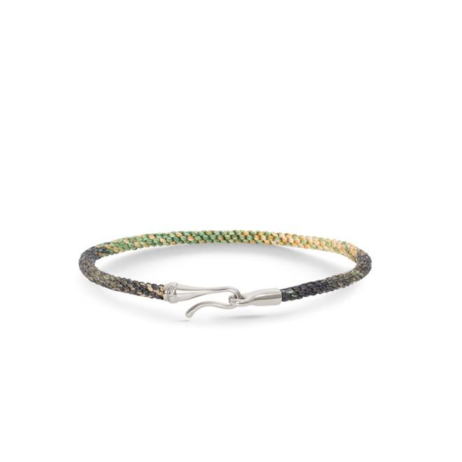 ole lynggaard – Ole lynggaard life armbånd - safari sølv - a3040-305 19 centimeter på brodersen + kobborg