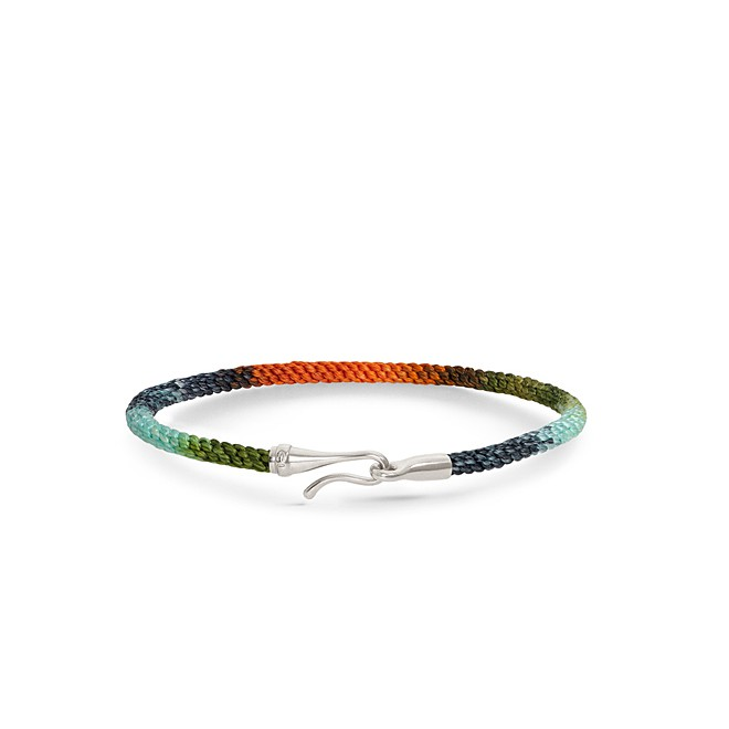 Image of Ole Lynggaard Life armbånd - Tropic - A3040-312 17 centimeter