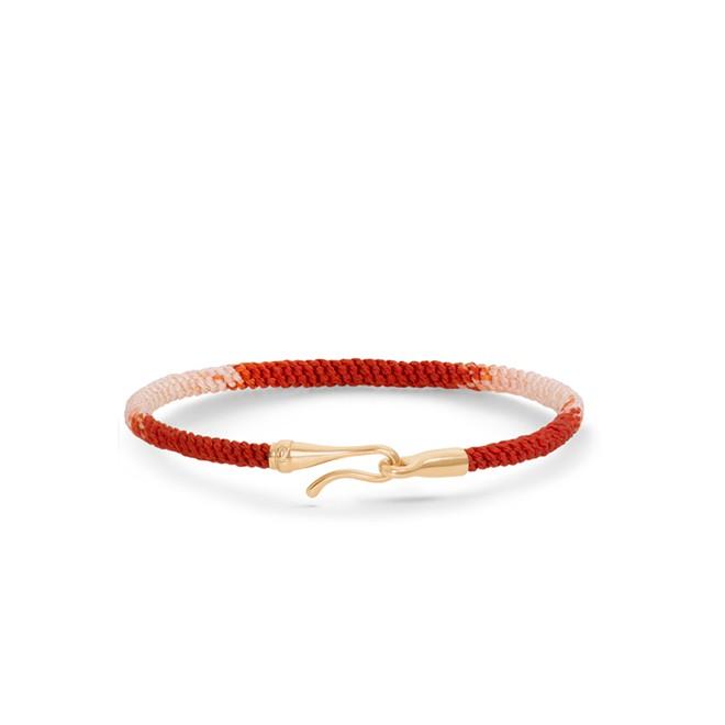 Ole Lynggaard Life armbånd - rød guld - A3040-402 18 centimeter