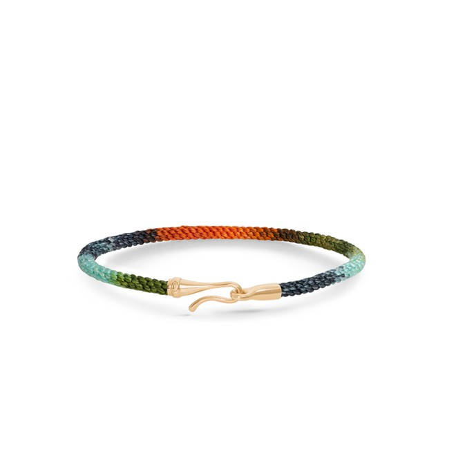 Image of Ole Lynggaard Life armbånd - Tropic - A3040-412 17 centimeter