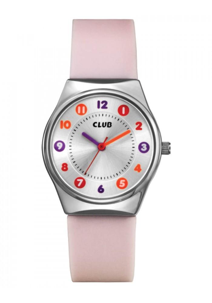 Club pink pigeur med silicone rem - a65180-3s4a fra inex på brodersen + kobborg