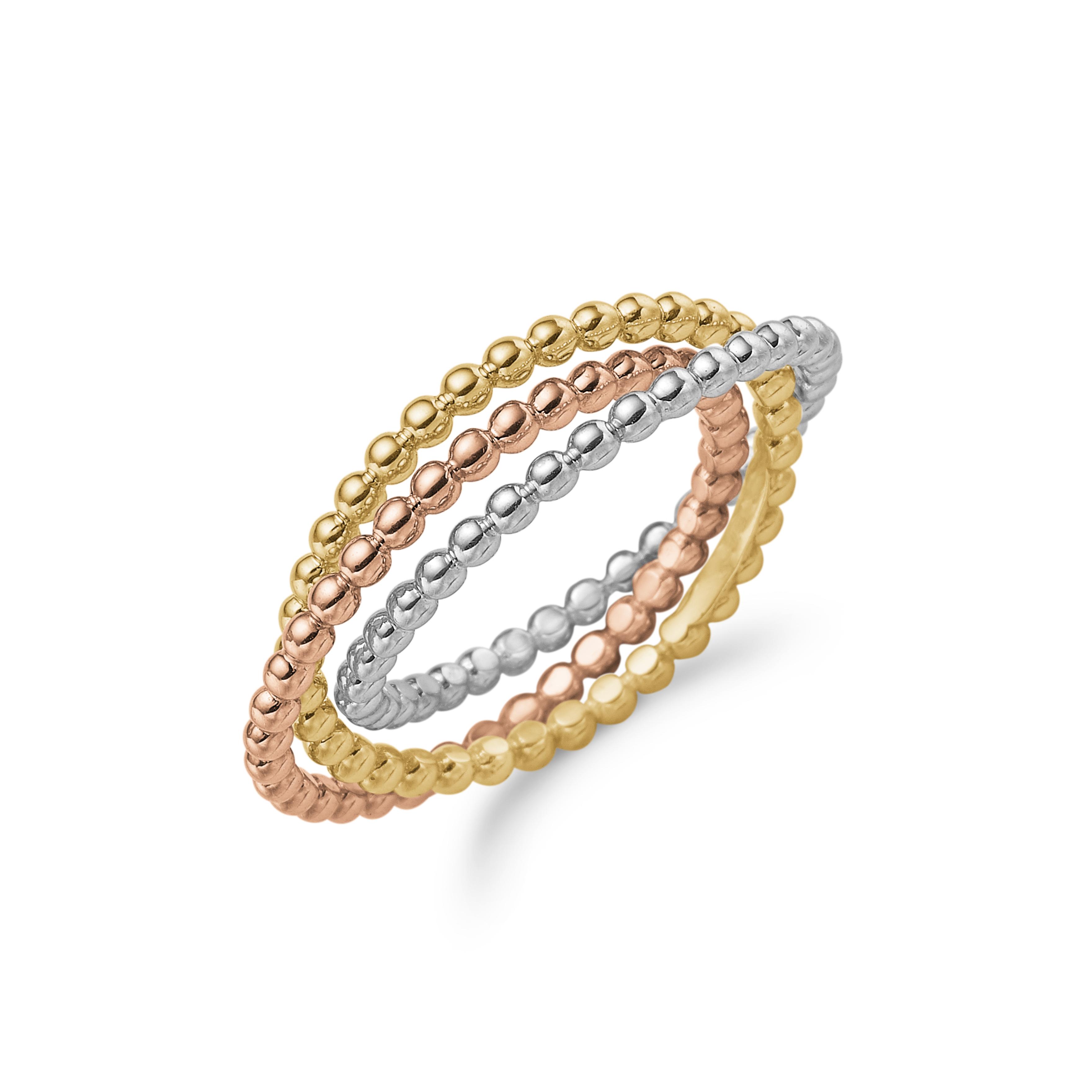 Image of   Aagaard 8 kt ring - 08612153 Størrelse 54