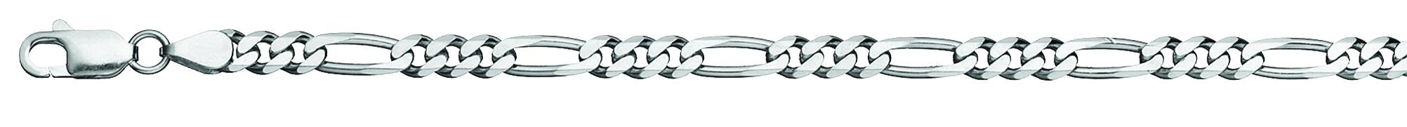 Billede af Aagaard Sølv armbånd - 1117150-21K 21 centimeter