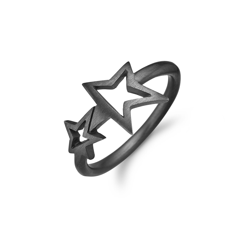 Image of   Aagaard Sølv ring - 22611739 Størrelse 54