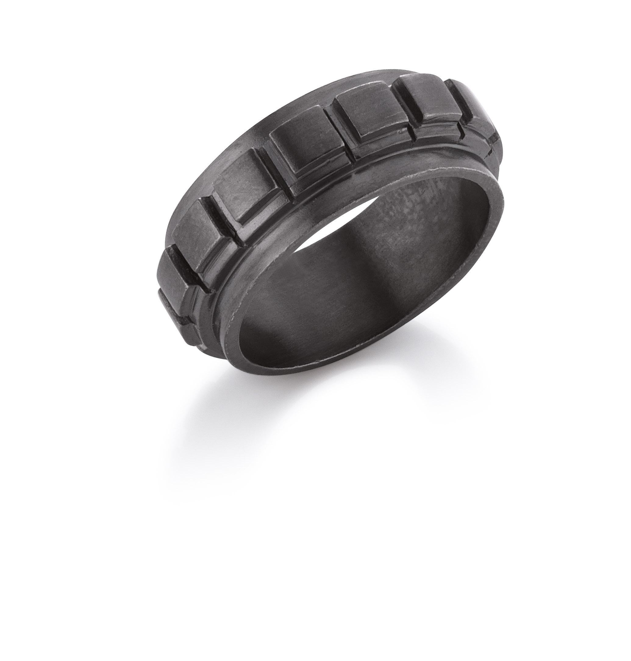 Image of   Aagaard Sølv oxyd. Ring - 22711512 Størrelse 70