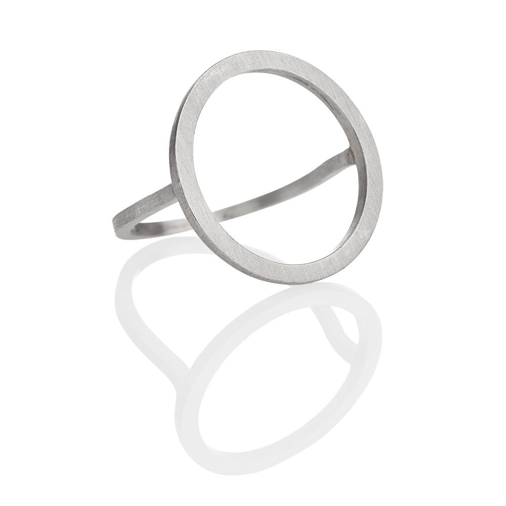 Image of   Anette Wille Cosmos Plus ring - ER689 Størrelse 53