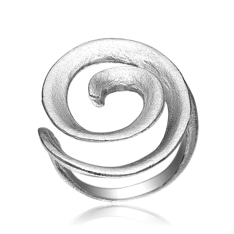 blicher fuglsang – Blicher fuglsang sølv ring  - 1284-00r størrelse 56 fra brodersen + kobborg