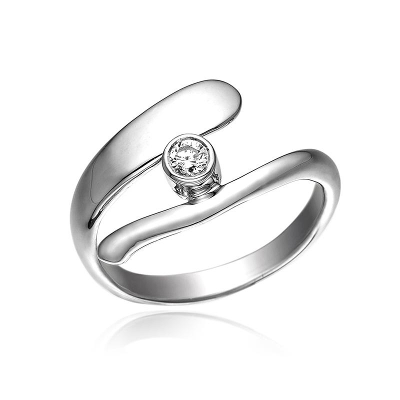 blicher fuglsang Blicher fuglsang sølv ring - 1286-39r størrelse 55 på brodersen + kobborg