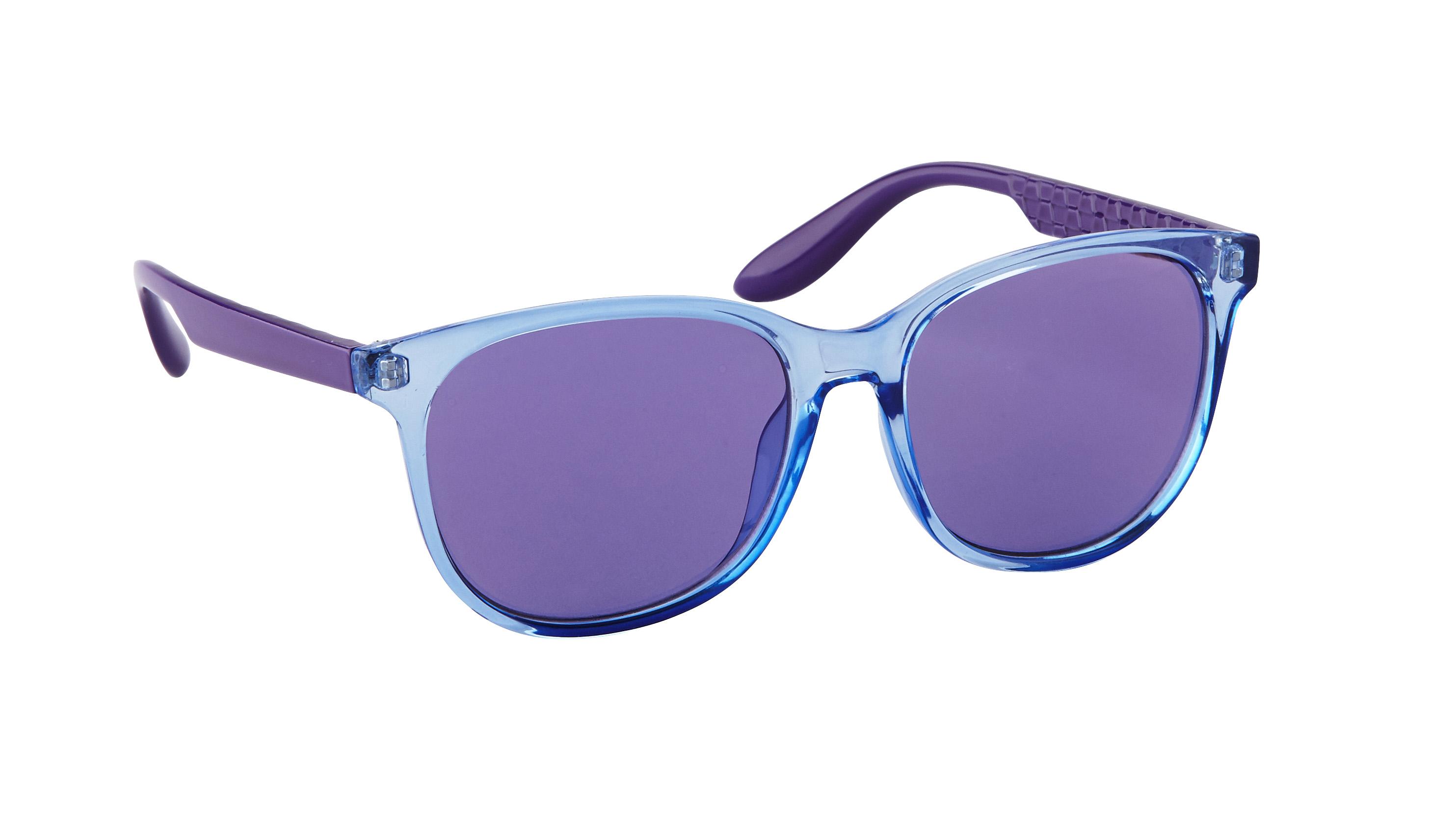 bluepoint – Bluepiont solbrille - 1650-00 størrelse 55 på brodersen + kobborg