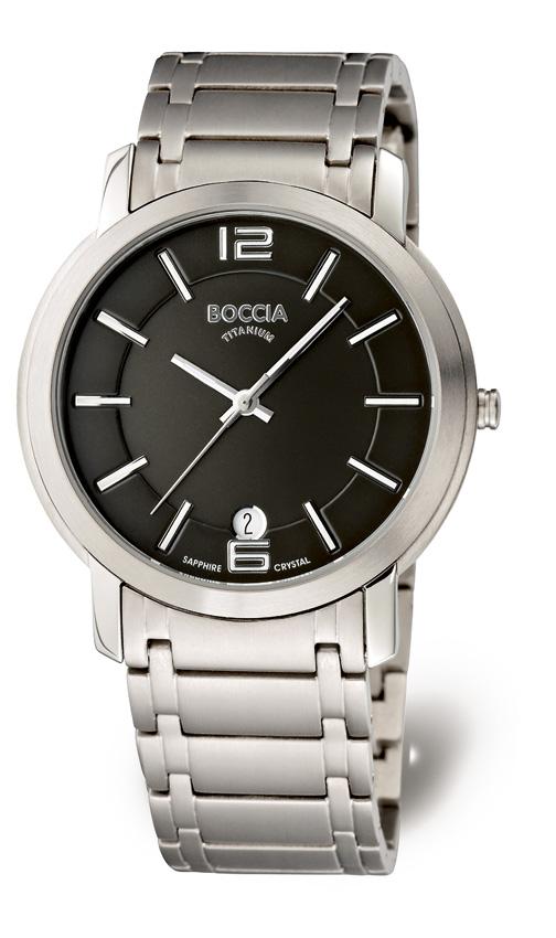 Image of   Boccia titan herre ur - 3552-02