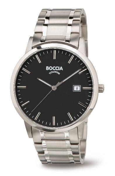 Image of   Boccia titan herre ur - 3552-04A