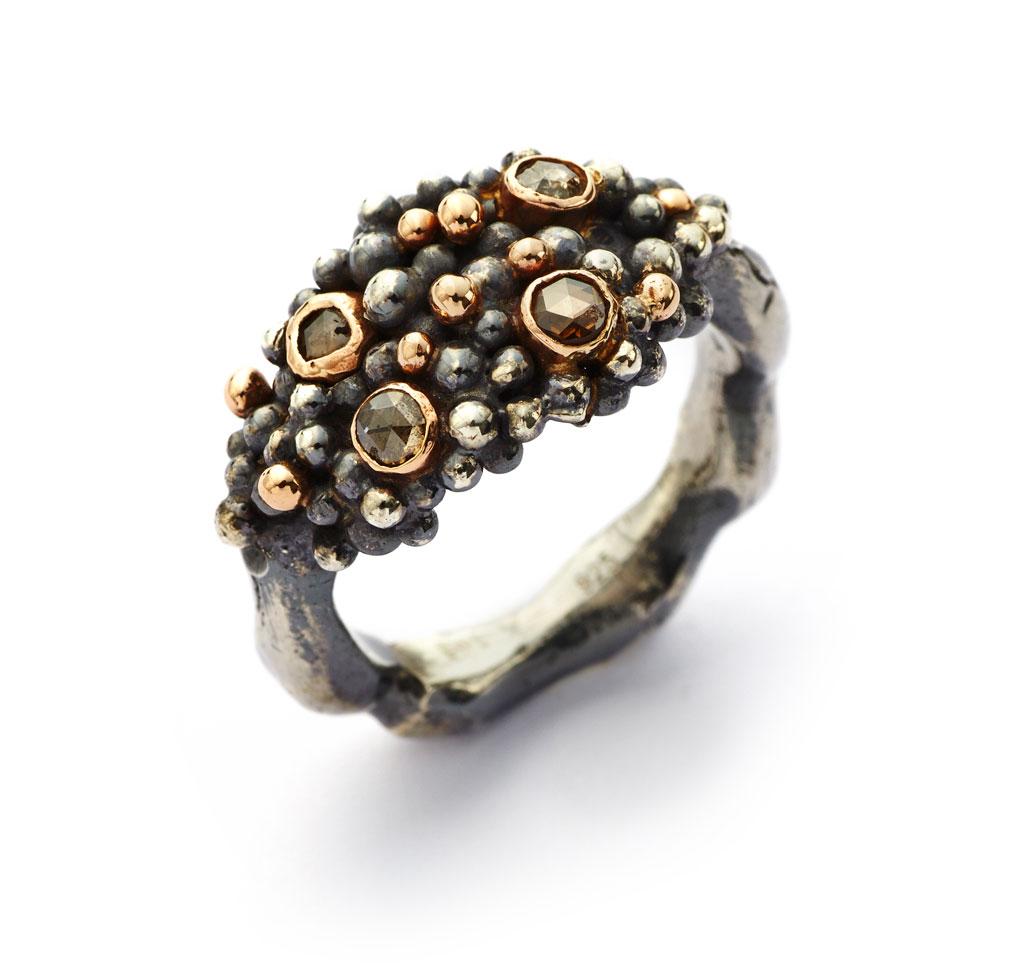 Image of By Birdie Eris Ring Størrelse 56