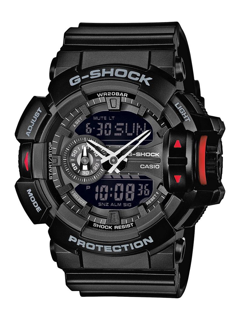Image of   Casio G-Shock - GA-400-1BER