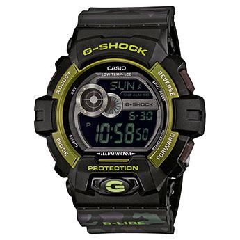 casio Casio g-shock - gls-8900cm-1er på brodersen + kobborg