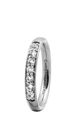 christina watches – Christina sølvring topaz queen - 3.7a størrelse 57 på brodersen + kobborg