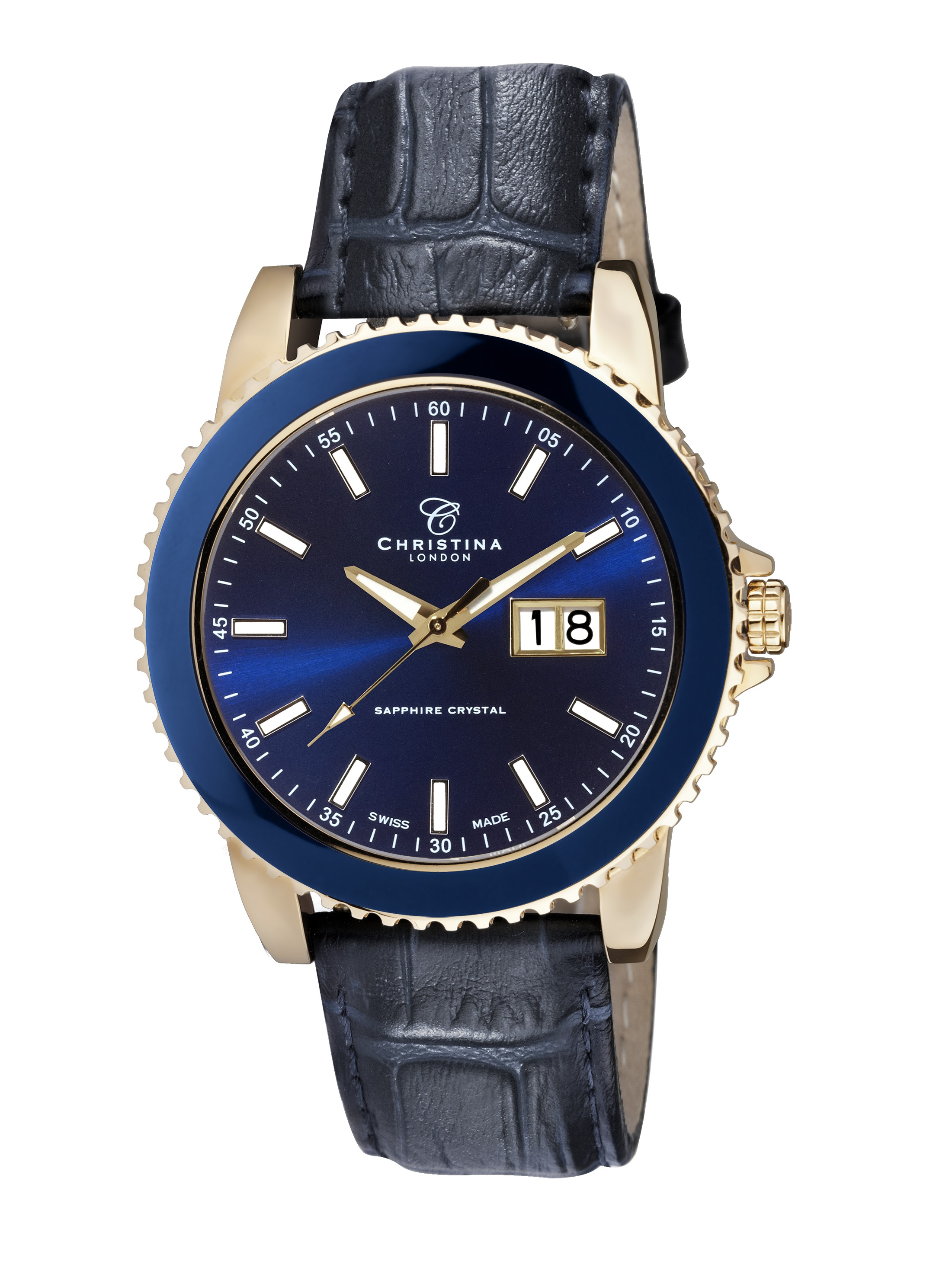 Image of   Christina Watches - 519GBB-GBLUE