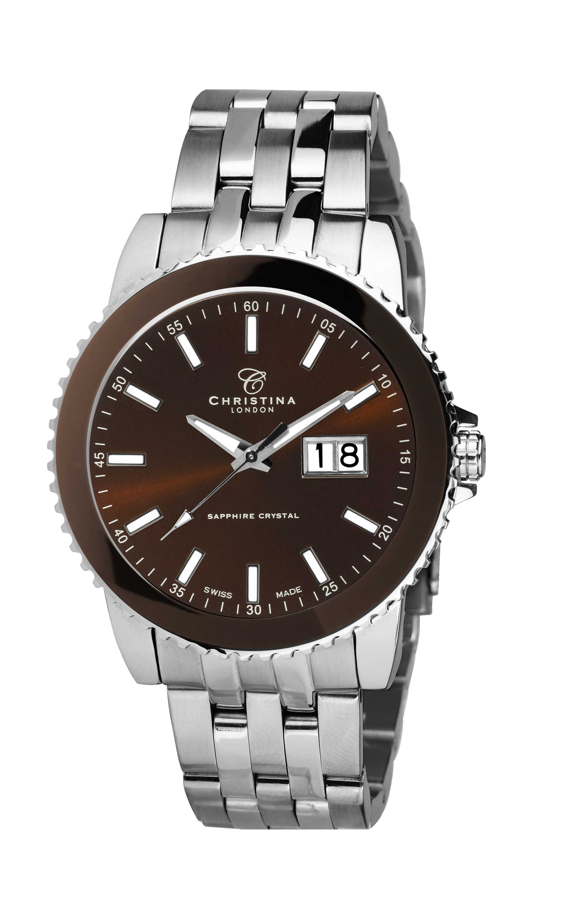 Image of   Christina Watches - 519SBR-SBROWN