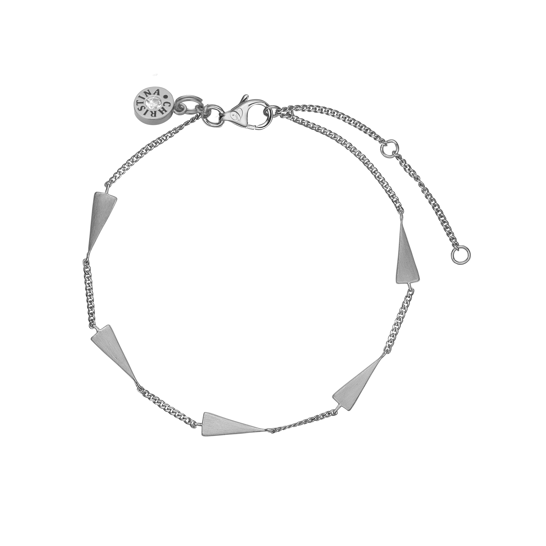 Image of Christina Peak armbånd - 601-S12 21 centimeter