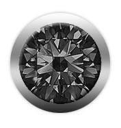 Image of   CHRISTINA Black diamond - 603-BLACK