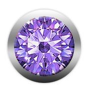 christina watches – Christina purple amatyst gemstone - 603-purple på brodersen + kobborg