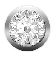 christina watches – Christina diamant - 603-white på brodersen + kobborg