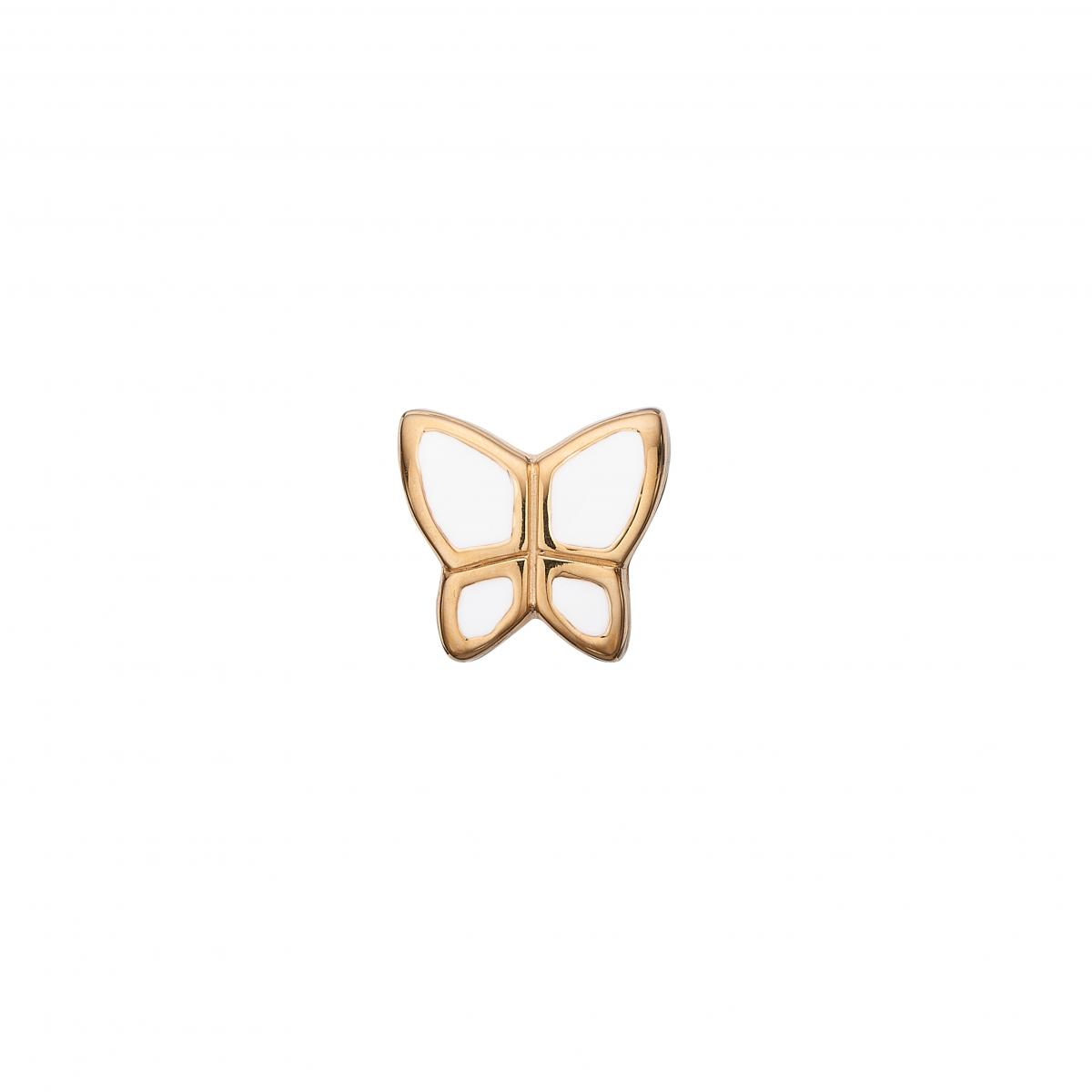 Image of   CHRISTINA, Butterfly White - 623-G41-WHITE