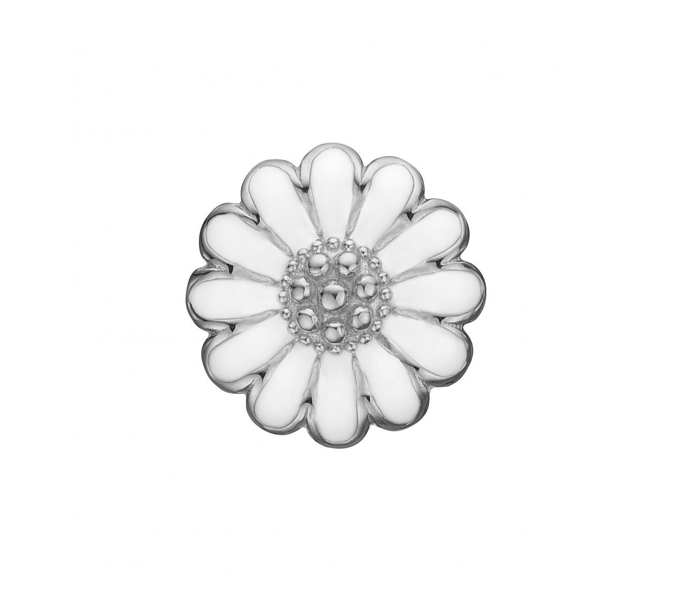 Christina marguerite sølv charm - 650-S39