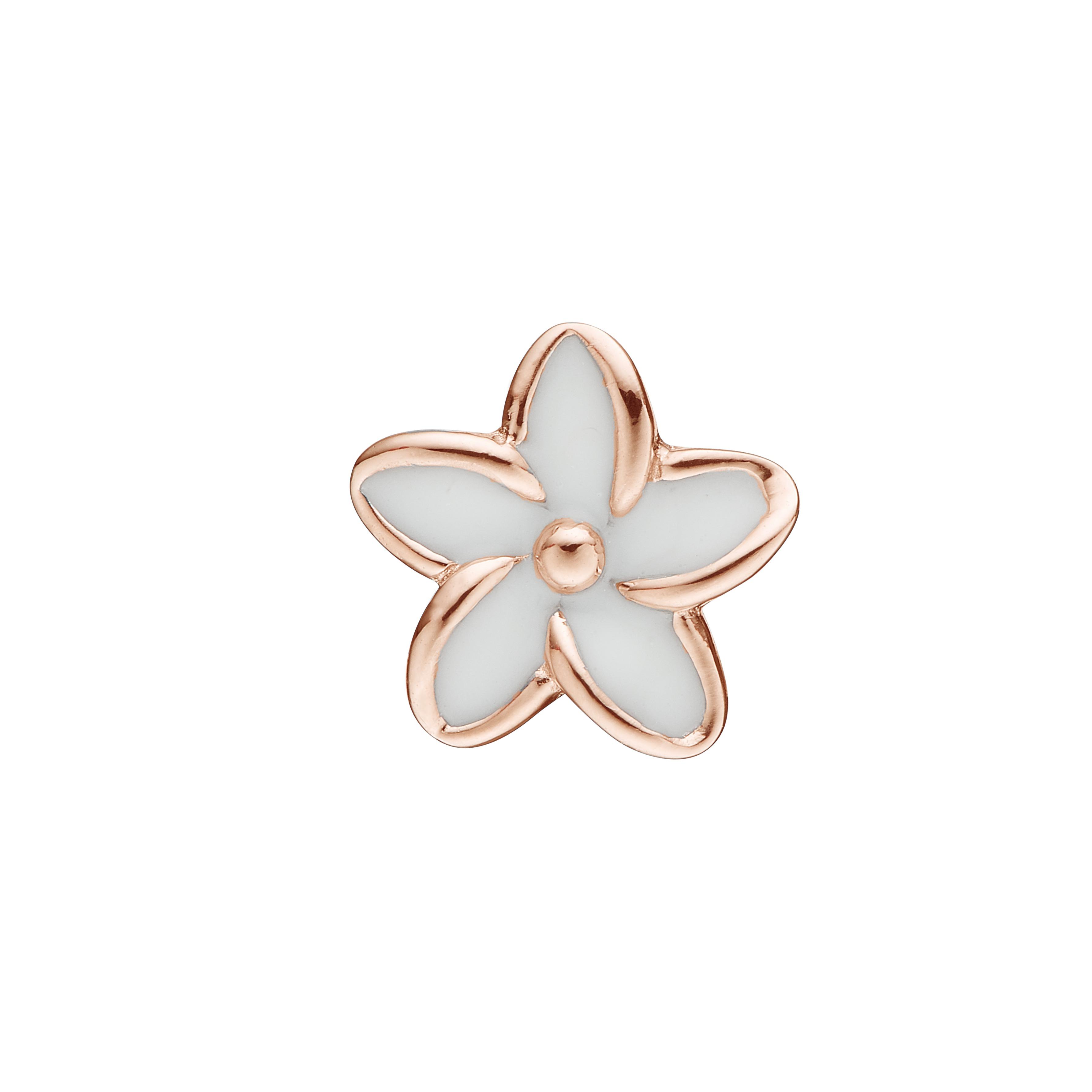 Image of   CHRISTINA Enamel Flowers - 671-R02 XS/S