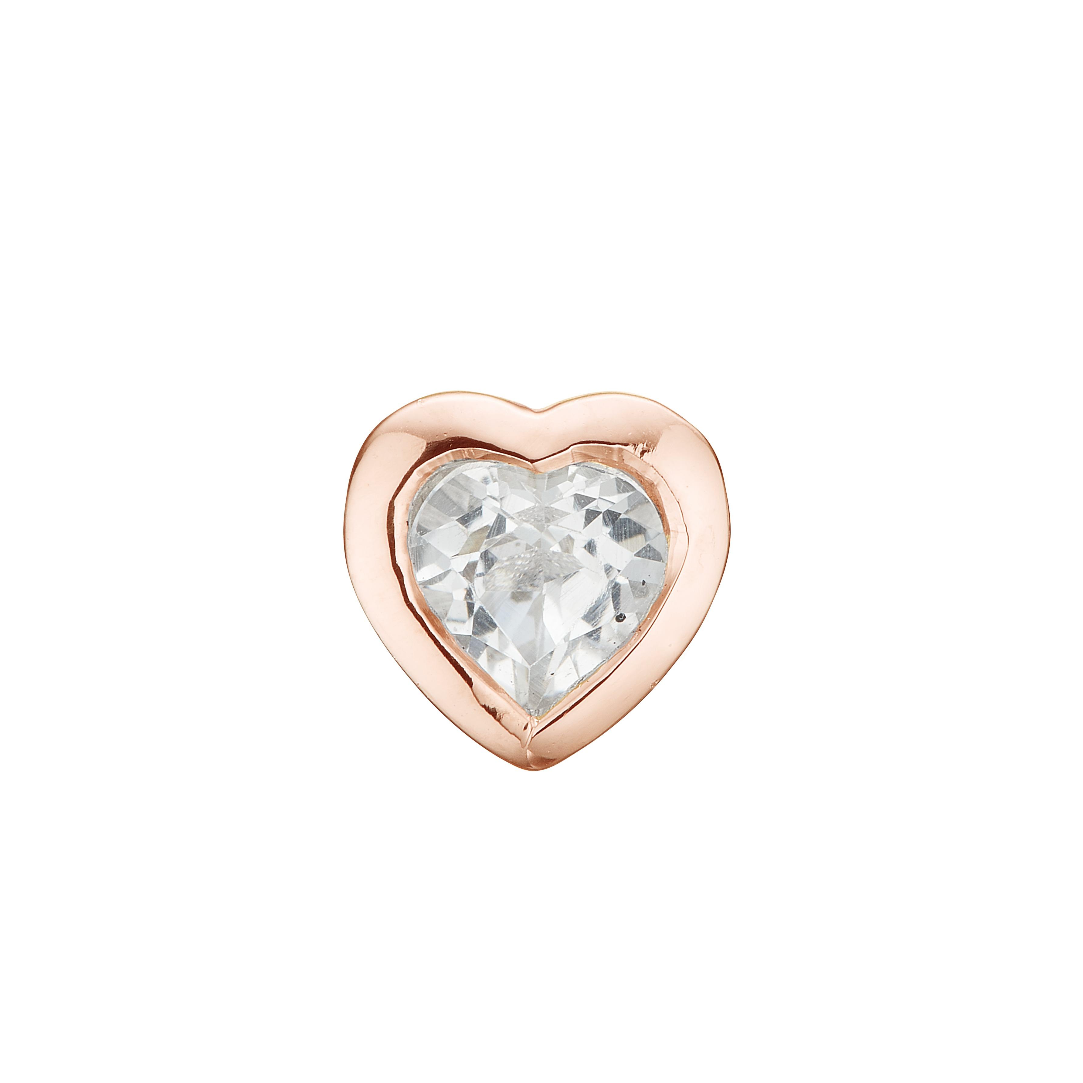 Image of   CHRISTINA Topaz Hearts - 671-R16