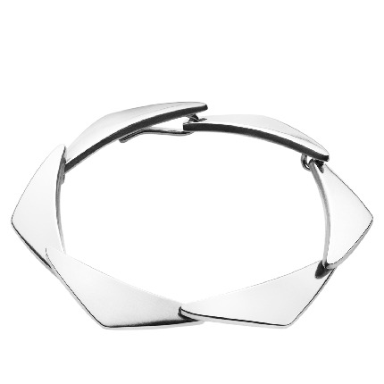 Image of   Georg Jensen PEAK armbånd - 3530670 17 centimeter