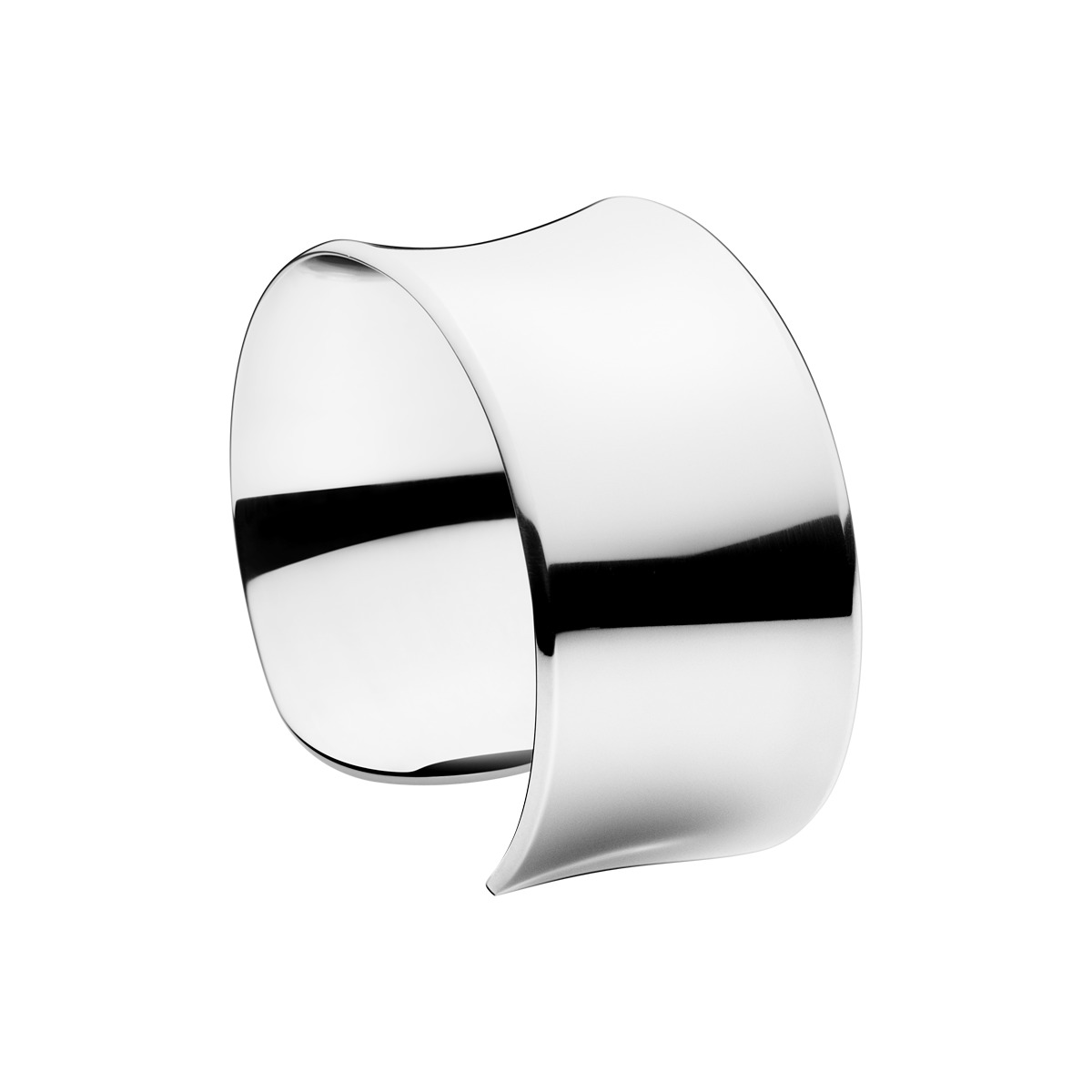Image of   Georg Jensen SMITHY CUFFS Armring - 3531165 Armring størrelse M