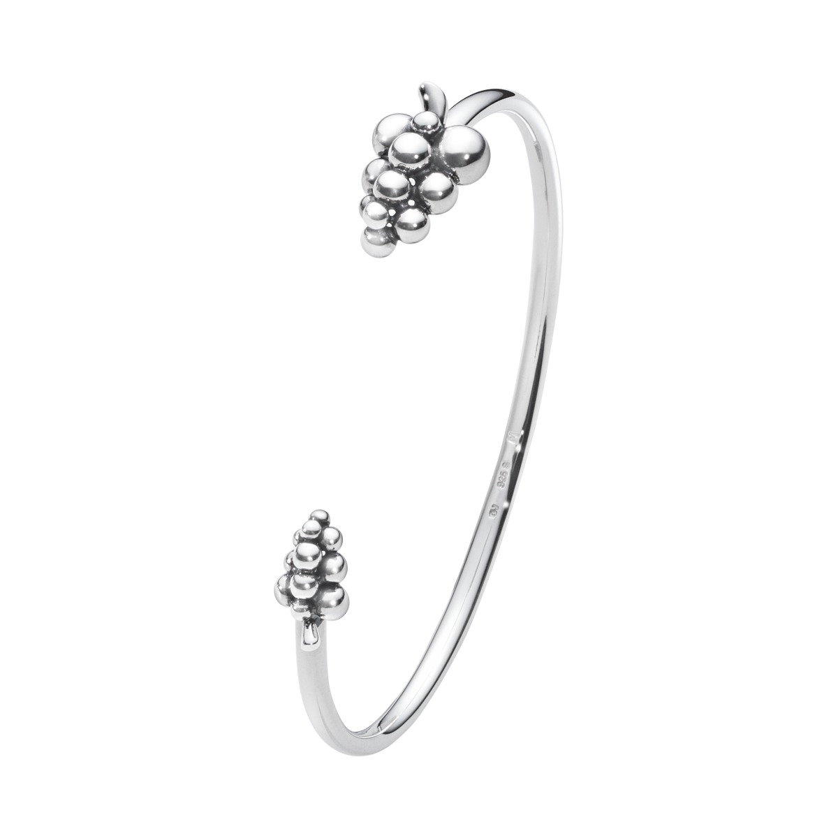 Georg Jensen MOONLIGHT GRAPES armring - 3531195 Armring størrelse L