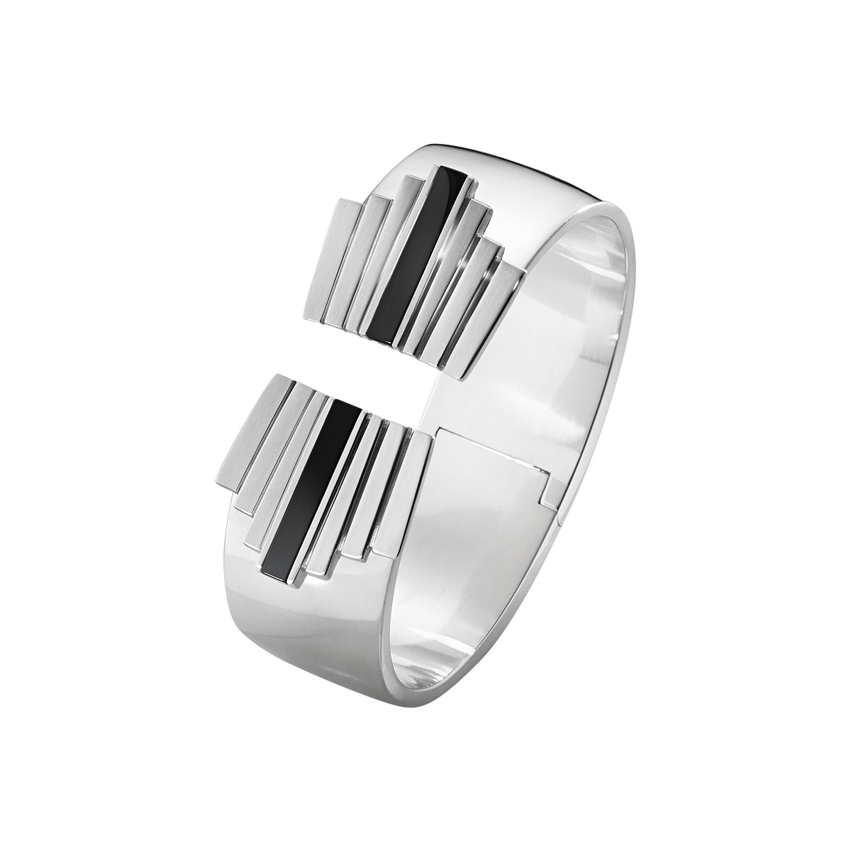 Image of   Georg Jensen ARIA armring - 3531235 S/M - 18 centimeter