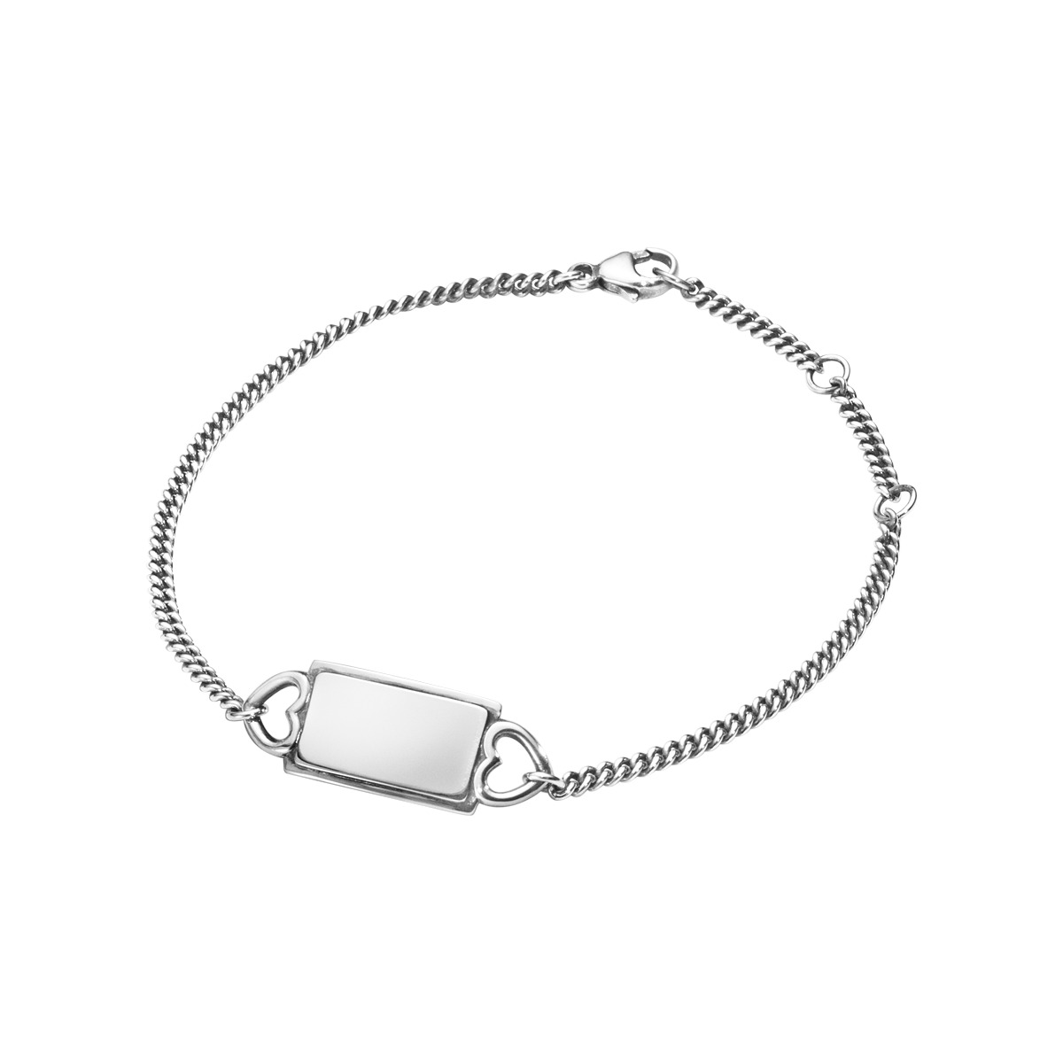 Image of   Georg Jensen HEARTS OF GEORG JENSEN armbånd - 3531326 18 centimeter