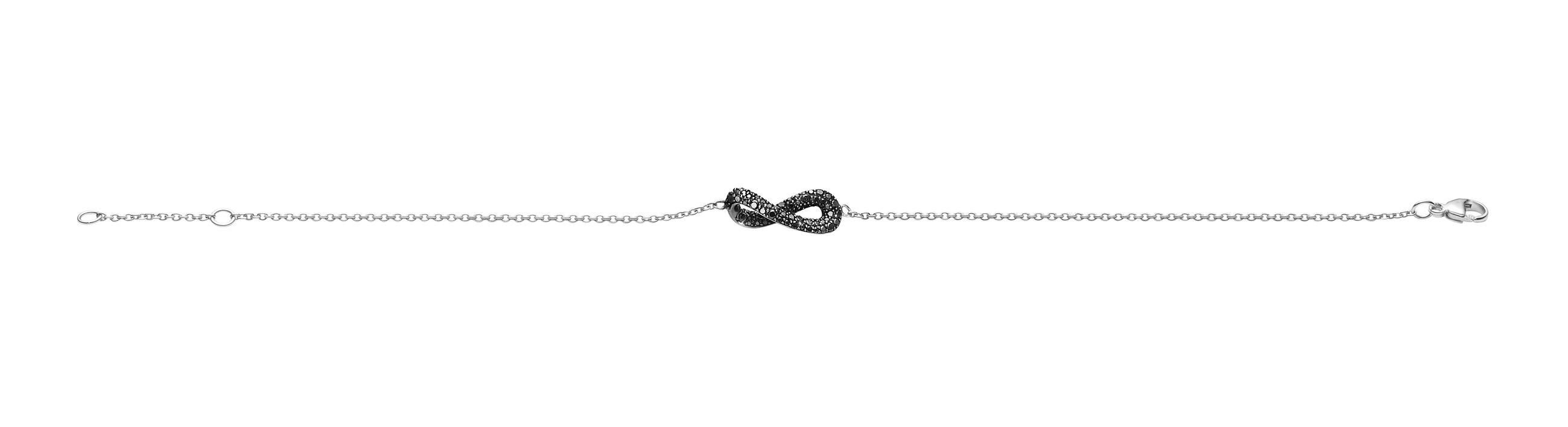 Billede af Georg Jensen INFINITY armbånd - 3531339 18 centimeter