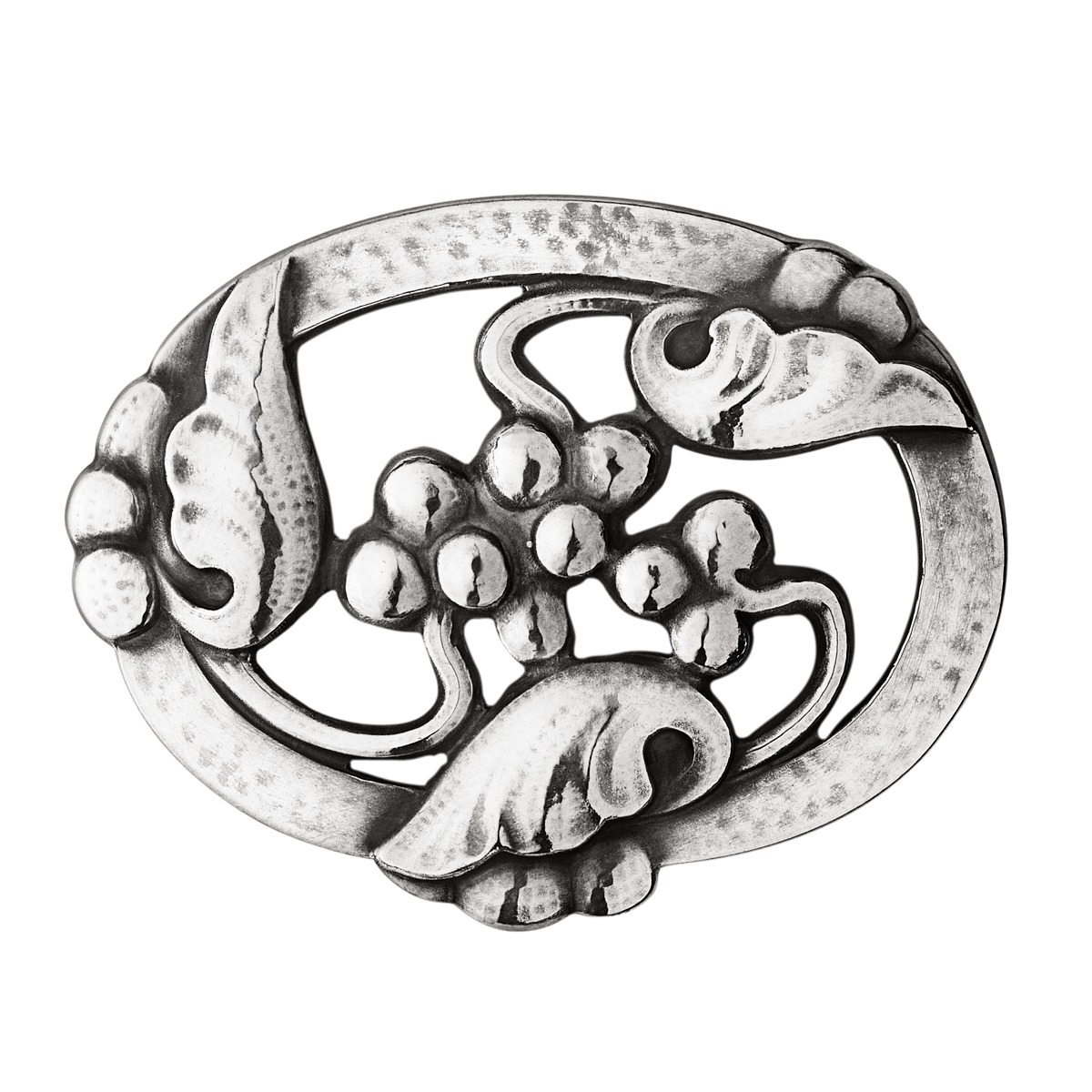 Image of Georg Jensen MOONLIGHT GRAPES broche - 3531519