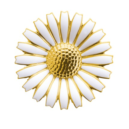 Image of   Georg Jensen DAISY vedhæng/broche - 3531833