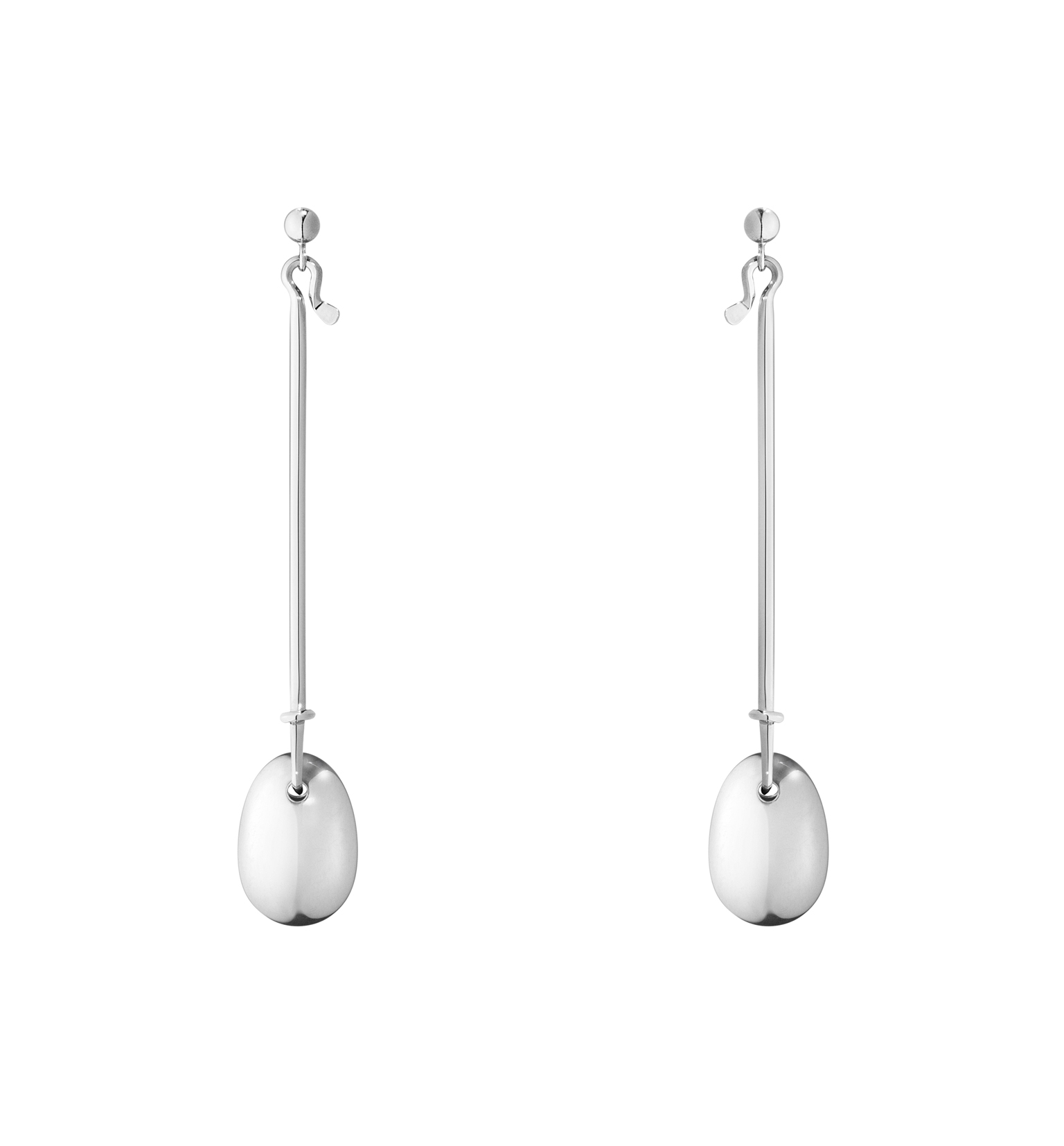 Image of   Georg Jensen DEW DROP øreringe - 3537835