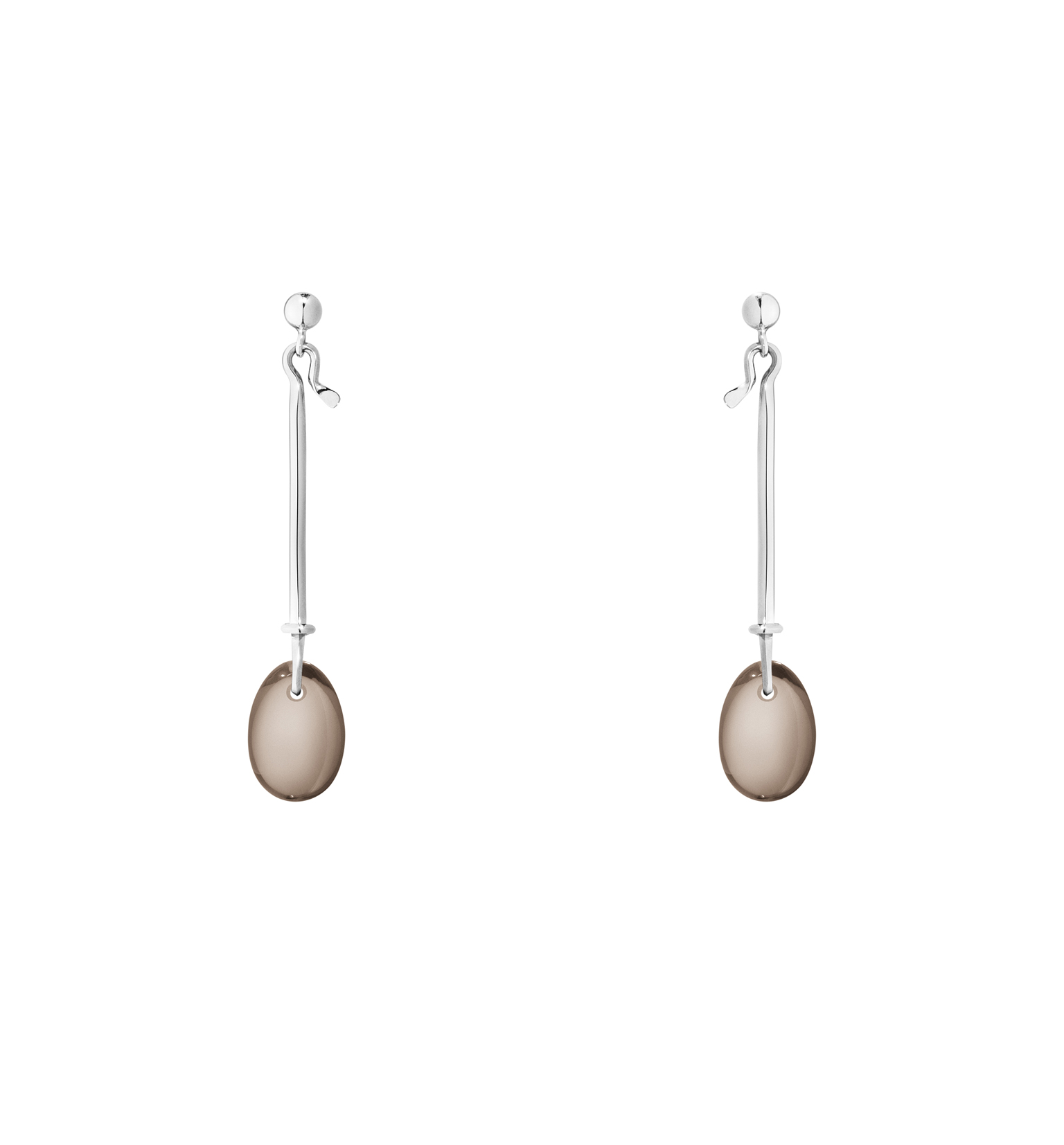 Image of   Georg Jensen DEW DROP ørestikker - 3537844