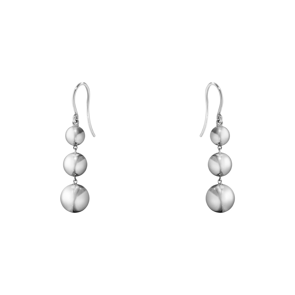 Image of   Georg Jensen MOONLIGHT GRAPES øreringe - 3539347