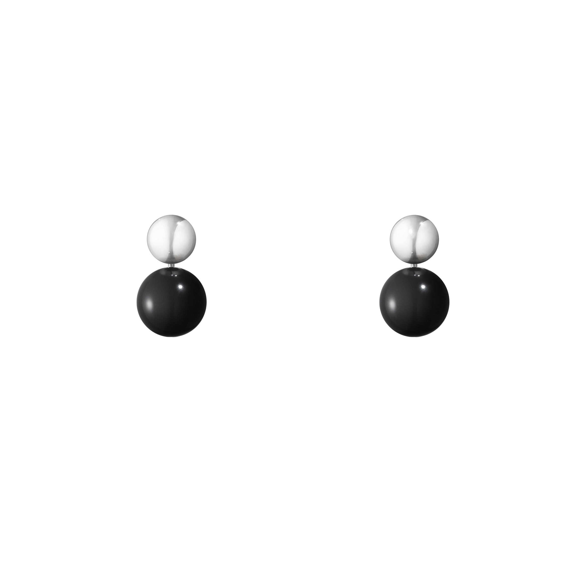 Image of   Georg Jensen MOONLIGHT GRAPE ørestikker - 3539351