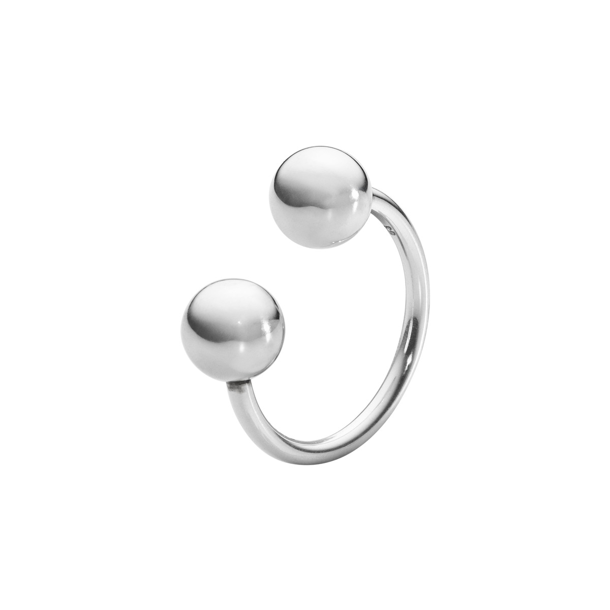 Image of   Georg Jensen MOONLIGHT GRAPES ring - 3561140 Størrelse 56