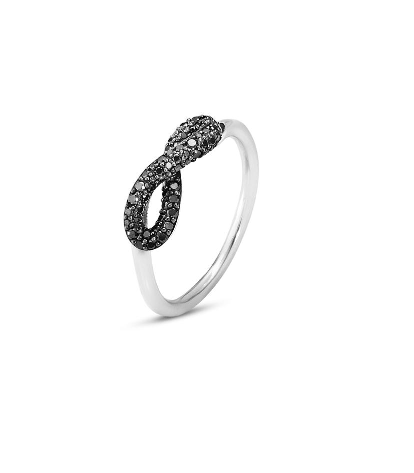 Image of   Georg Jensen INFINITY ring - 3561160 Størrelse 56