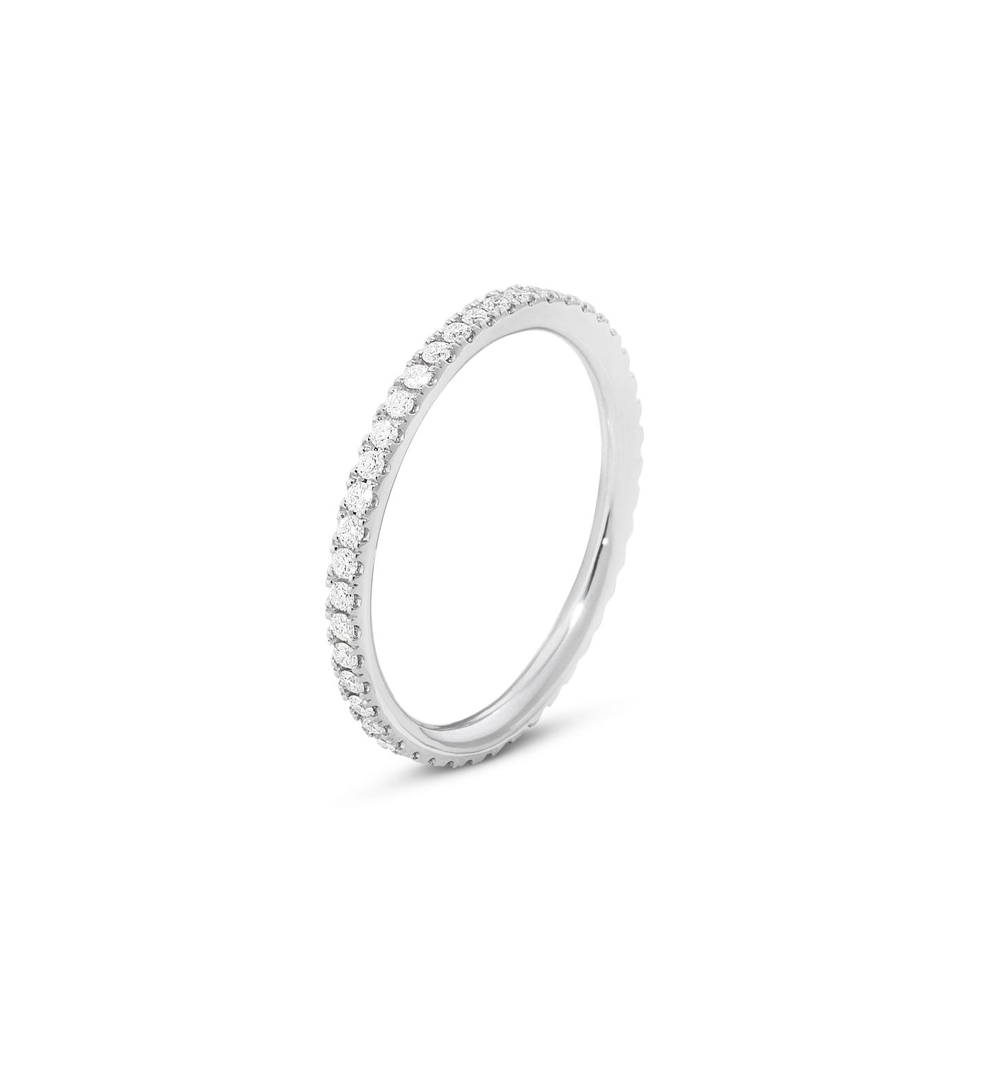 Image of   Georg Jensen AURORA ring - 3572740 Størrelse 52
